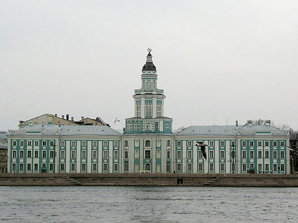 Кунсткамера и камера пыток в Питере (51 фото) - Fishki net