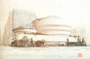 Музей Гугенхайма — Френк Ллойд Райт
