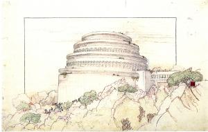 Frank Lloyd Wright — Guggenheim